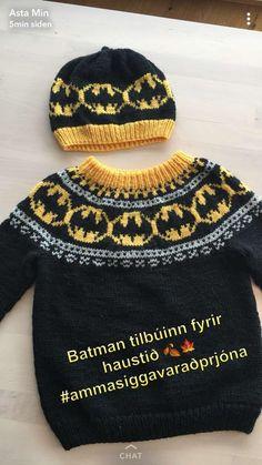 50b264d6 batman genser oppskrift - Google-søk | вязание | Batman, Genser og ...