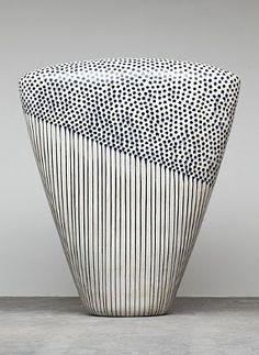 Ceramics  : jun kaneko