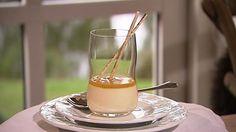 Passionsglas opskrift - Mette Blomsterberg laver en smuk dessert, der serveres i smukke glas. En sofistikeret dessert, der med sikkerhed vil skabe glæde hos gæsterne