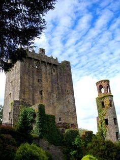 fa659fbfad9 IRELAND - Blarney Castley - Home of the blarney stone. Legend has it that  anyone