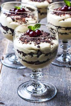 Creme Brulee, Panna Cotta, Delish, Sweet Treats, Deserts, Dessert Recipes, Food And Drink, Sweets, Snacks