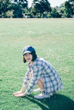 สาว Cute Japanese, Japanese Girl, Taiwan, Shot Hair Styles, Bts Girl, Ulzzang Korean Girl, Cute Poses, Pretty Asian, Girl Short Hair