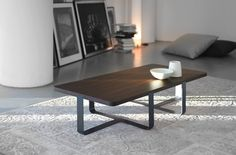 Combining classic with modern, the Barchi coffee table is a stunning addition to the modern home setting. Available at Vivendo.com.