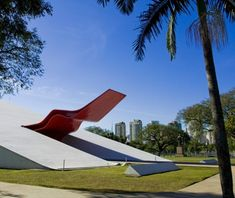 World's Most Beautiful City Parks: Ibirapuera Park