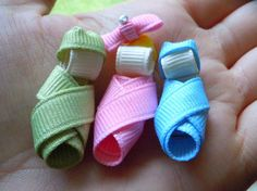 Sculpture  Swaddled newborn/Infant ribbon by AccessoriesByTFB, $3.00