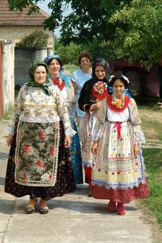 National Costume from Croatian imigrants © Rental Workshop of National Costumes Croatia
