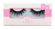 """Lady Moss Beauty - KoKo Lashes """"Queen B"""", $6.99 (http://www.ladymoss.com/false-eyelashes/koko-lashes-queen-b/)"""