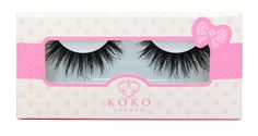 "Lady Moss Beauty - KoKo Lashes ""Queen B"", $6.99 (http://www.ladymoss.com/false-eyelashes/koko-lashes-queen-b/)"