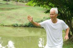 Čchi-kung: relaxační a regenerační cvičení pro lepší život
