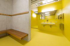 Gallery of Neumatt Sports Center / Evolution Design - 15