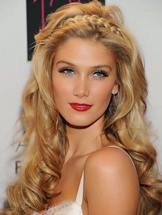 long hairstyles for prom - Google Search