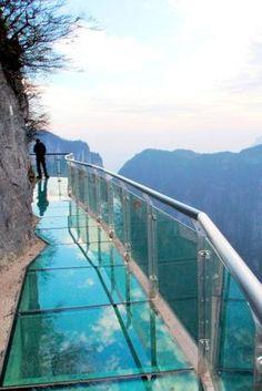 Sentiero della Fiducia - Cina