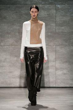NYFW FW 2014/15 – Parkchoonmoo. See all fashion show on: http://www.bmmag.it/sfilate/nyfw-fw-201415-parkchoonmoo/ #fall #winter #FW #catwalk #fashionshow #womansfashion #woman #fashion #style #look #collection #NYFW #parkchoonmoo