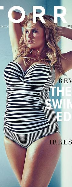 Georgina Burke For Torrid, plus all the other plus size moments of 2014 that we're talking about.