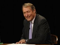 Charlie Rose ---a conversation with this man is on my Bucket Wish List!!
