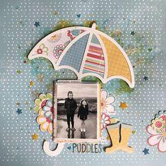 Puddles - Scrapbook.com