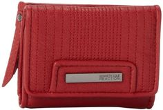 Kenneth Cole Reaction Never Let Go-Flap Multi Function Wallet,Red,One Size Season Colors, Never, Fashion Boutique, Letting Go, Let It Be, Handbags, Wallets, Womens Fashion, Red