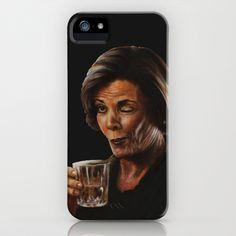 Arrested Development Lucille Bluth iPhone & iPod Case / hahahahahahaha maybe for jason!