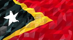 Stock Footage in HD from $19, Flag of Timor-Leste 3D Wallpaper Animation, National Symbol, Seamless Looping bi-directional Footage...,  #3d #abstract #Animation #background #banner #blow #breeze #computer #concept #country #design #digital #fashion #flag #fold #footage #generated #glossy #illustration #Leste #Loop #low #material #modern #mosaic #motion #Move #nation #National #origami...