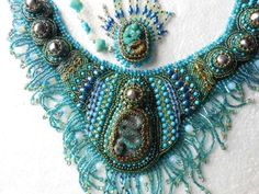 Serpents In The Peacock Garden от SharonEdelmanforEPEC на Etsy