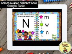 This interactive internet resource makes a fun and educational way to learn or review uppercase and lowercase letters of the alphabet. The game is entertaining, encouraging, and self-checking. Make sure to check out the video preview above to see the game in action!!!***Your download will include a ... Uppercase And Lowercase Letters, Differentiated Instruction, Alphabet Book, Early Childhood Education, Lower Case Letters, Special Education, Social Studies, Balloons, Entertaining