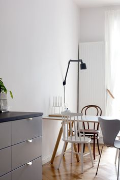 Our kitchen - via cocolapinedesign.com
