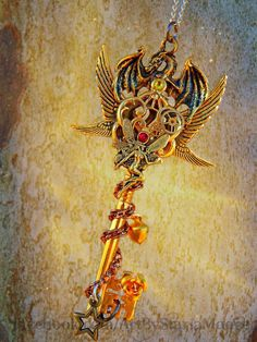 Winged Keys // Titan Story