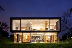 Villa V   Bloemendaal, Netherlands   Architectenbureau Paul de Ruiter