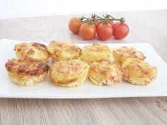 Veggie-Stuffed Egg Cups - hungrylittlemunchkins.com
