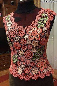 توربافی ایرلندی , مدل لباس ایرلندی