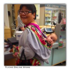 I #love the #north! Look at this #beautiful #Inuit #family! #Tlicho