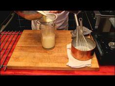 Crème Caramel Traditionnelle - YouTube Chefs, Carrot Cake, Tiramisu, Barware, Cheesecake, Baking, Desserts, Dessert, Recipes