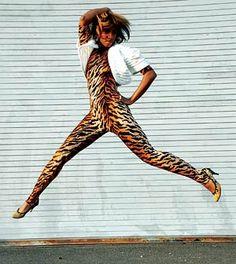 leapy cheetah.