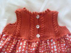 Spanish Dress pattern by Debbie Bliss - North Norfolk Yarn