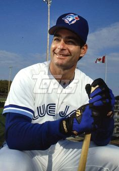 Paul Molitor - Toronto Blue Jays 1993 - 1995 He was known for his exceptional hitting & speed. He made 7 All-Star Game appearances & was the World Series MVP in 1993. In 2004, he was elected to the Hall of Fame in his first year of eligibility, becoming one of the first players enshrined after spending a significant portion of his career as a designated hitter. He was a finalist for the Major League Baseball All-Century Team. On November 3, 2014, he became manager for the Minnesota Twins.