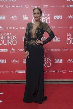 Catarina Morazzo em João Rôlo ,  Globos de Ouro 2016, Portugal