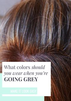 Going grey can be an emotional time for any woman. Let us help you gain your confidence back with these style tips for women who are going grey. We will show you what colors make you the fierce woman that you are so you can conquer the world. Make sure yo Edgy Photography, Clothing Photography, Photography Outfits, Cool Skin Tone, Good Skin, Grey Hair For Warm Skin Tones, Fashion Tips, Fashion Fashion, Fashion Bloggers