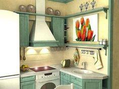 Custom Kitchens, 3d Max, Bathroom Medicine Cabinet, Mid-century Modern, Kitchen Cabinets, Home Appliances, Interior Design, Wall, Home Decor