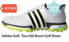 newest e3c23 18187 Adidas Golf- Tour360 Boost Golf Shoes for more details visit  httpcoolsocialads