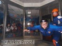 Airkix: Indoor Skydiving at Basingstoke, Milton Keynes and Manchester