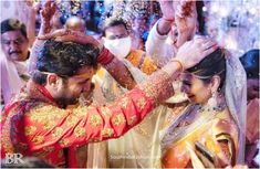 nithiin and shalini wedding 2 scaled e1595806950884 Wedding Images, Wedding Pictures, Wedding Stills, Private Wedding, Big Fat Indian Wedding, Wedding Function, South Indian Bride, Bride Look, Wedding Events