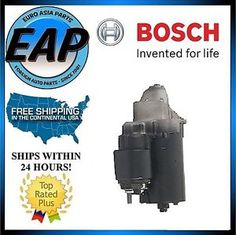 for volkswagen passat audi a4 a6 quattro s4 bosch remanufactured starter motor - Categoria: Avisos Clasificados Gratis  Item Condition: Remanufactured For Volkswagen Passat Audi A4 A6 Quattro S4 BOSCH Remanufactured Starter MotorPrice: US 210.98See Details