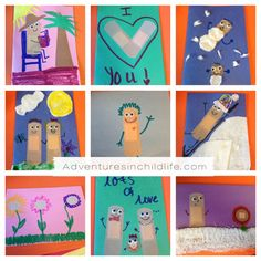 Another resource for complementary intervention techniques like art and music therapy which can help create a sense of normalcy and address children's individual interests. crafts | Adventures In Child Life
