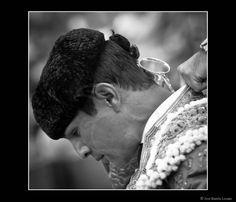 Fotografía del torero José María Manzanares en Aranjuez 2012. Foto Joserra Lozano