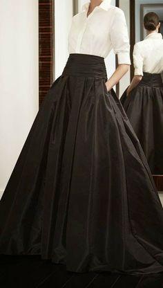 Carolina Herrera.... Would love to dress this way every day. ..