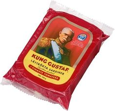 ABBA - King Gustav Light Smoked Sardines Sprat in Tomato Sauce Made in Sweden  #ABBA