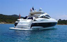 Sunseeker Predator 68 Yacht Charter