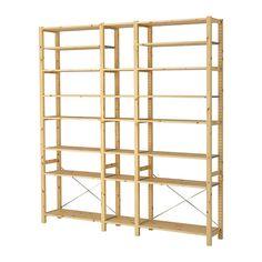 IKEA - IVAR, 3 sections/étagères