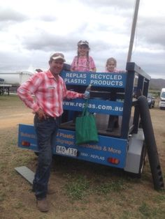 The 22nd bi-annual North Queensland Field Days event was held at Townsville in May 2012