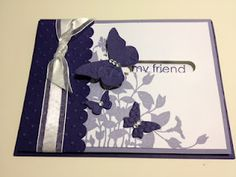 Friendship Spinner Card by Terri Gaines (Instructions on SCS)